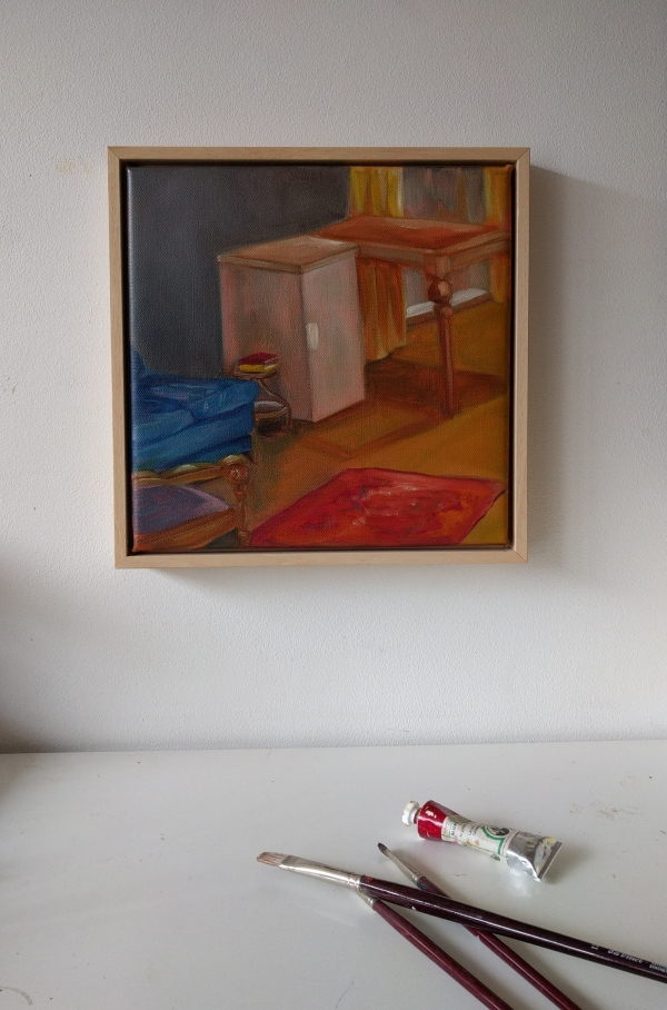 Blauwe Design Bank.Blauwe Bank Blue Couch 2015 03 425